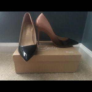 brand new christian louboutin high heels